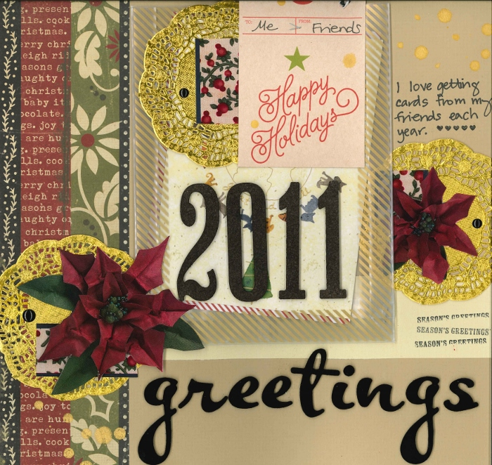 2011 Greetings