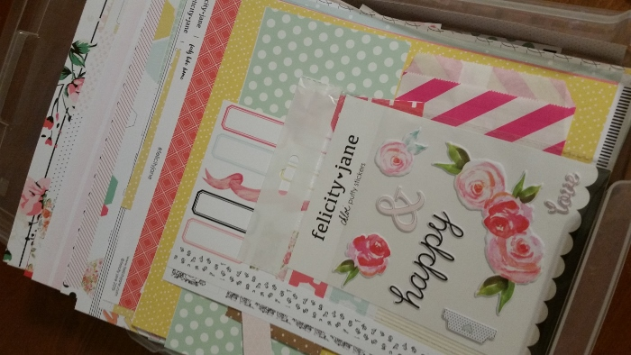 Felicity Jane papers
