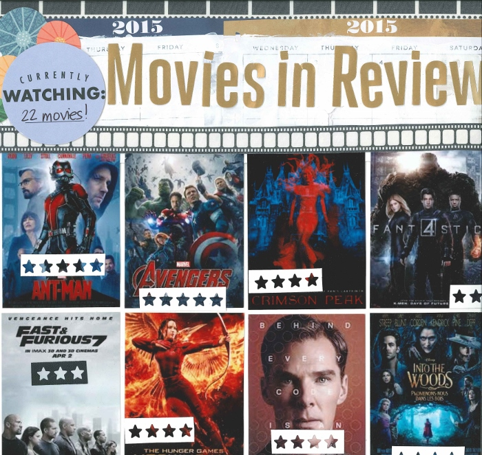Movies in Review 1